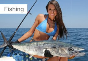Sport Fishing in Cancun